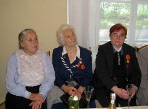 Ветераны культуры 10 мая 2005 г. - копия